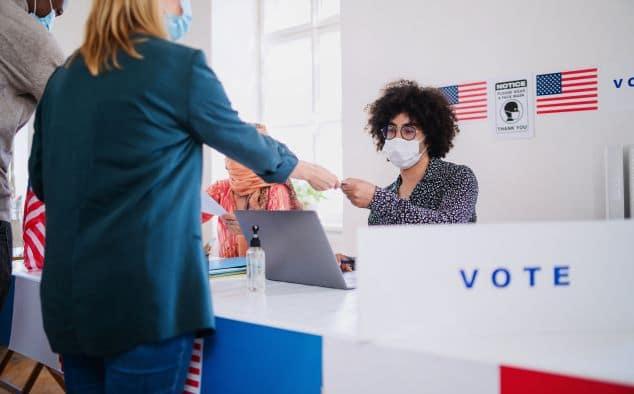 Conozca los sitios de votación anticipada en el condado de Guilford