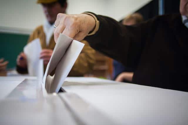 ¿Cuántas personas han votado en Carolina del Norte?