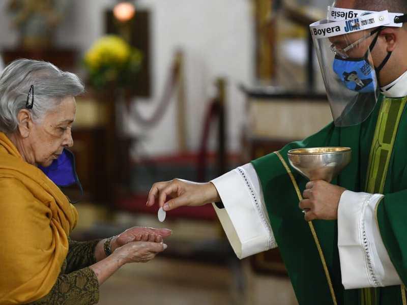 [FOTOS] Pandemia y fe, ¿Cómo vive la Iglesia Católica el coronavirus?