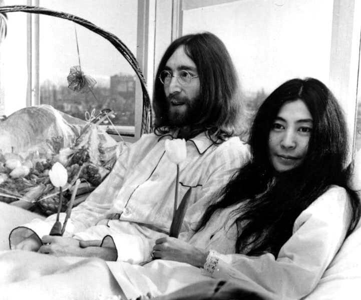 [FOTOS] Una leyenda, un legado las mejores fotos de la familia Lennon