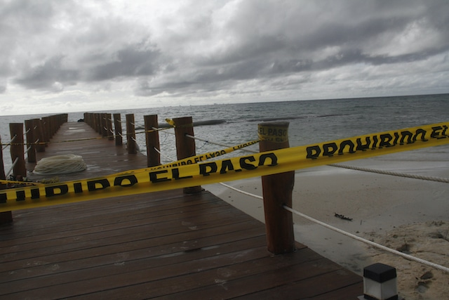 Huracán Delta ya esta categoría 4: Se activa la alerta roja en Quintana Roo