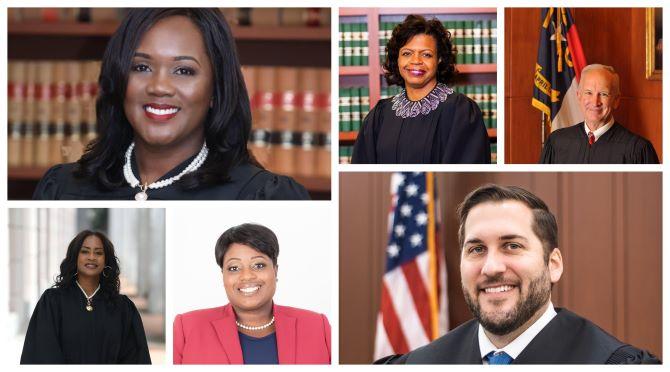 Las prioridades de los candidatos judiciales de NC