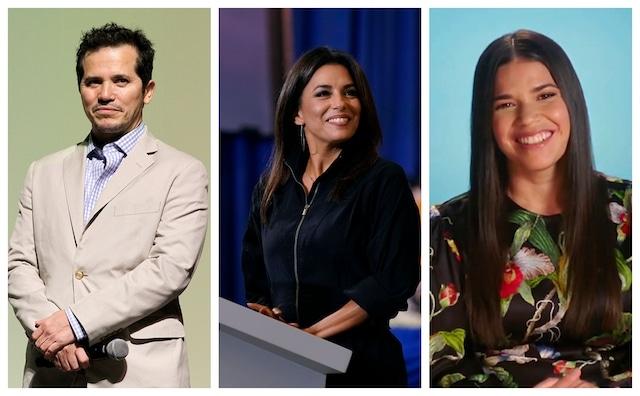 """""""Latinos decidirán las próximas elecciones"""" aseguran celebridades latinas"""