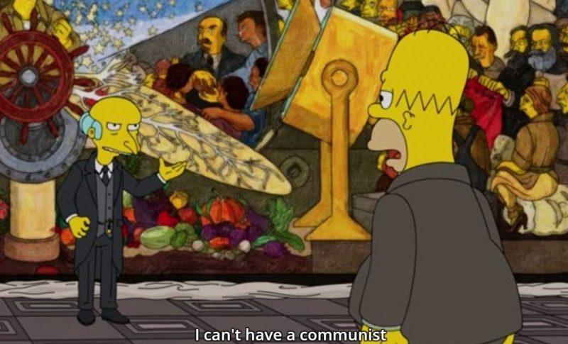 Los Simpson Diego Rivera