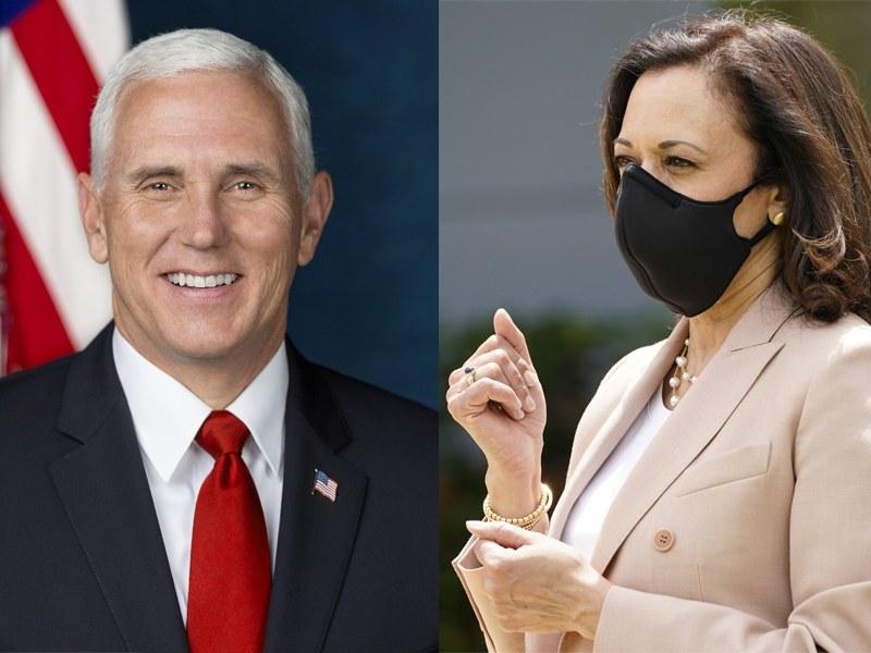 Mike Pence y Kamala Harris: conoce los candidatos a la vicepresidencia