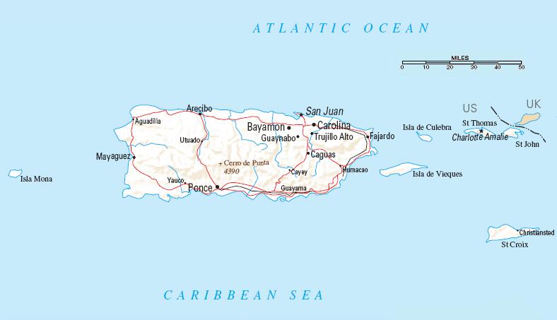 puerto rico territorio