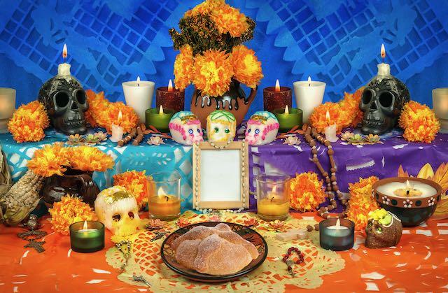 Invitan a participar en el Reto de Altares para Día de Muertos