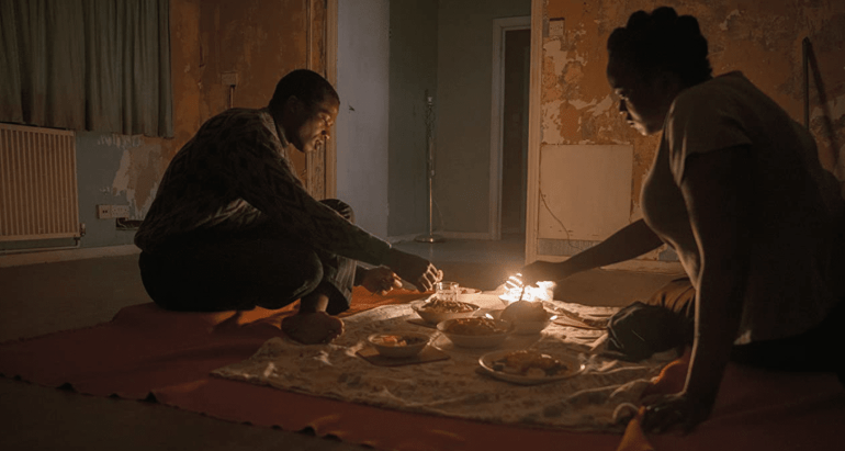 His House película de horror en Netflix