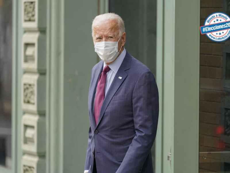 Biden visita la tumba de su hijo en Delaware