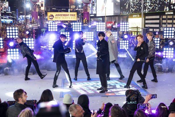 BTS: Primera banda de K-pop nominada a un Grammy