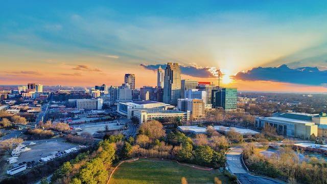 ¿Cuales son las ciudades más seguras en Carolina del Norte?