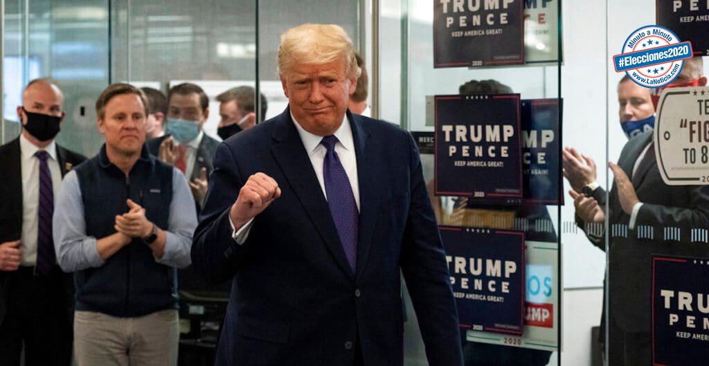 Famosos que apoyan a Donald Trump