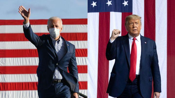 ¿Quiénes eligieron a Biden cómo presidente?