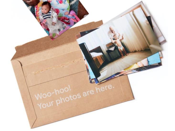 Google Photos estrenará servicio de fotos impresas
