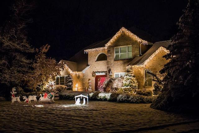Las mejores exhibiciones de luces navideñas en Charlotte