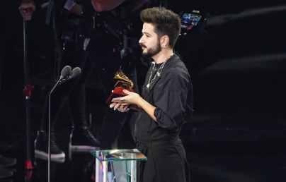 Las mejores fotos de los Premios Latin Grammy 2020