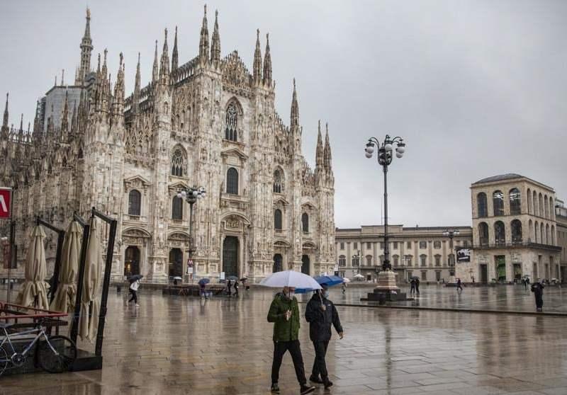 ¡Asaltantes roban banco en Italia y huyen por la alcantarilla!