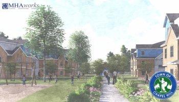 Nuevo plan de vivienda a bajo precio de Chapel Hill puede incluir más de 110 viviendas