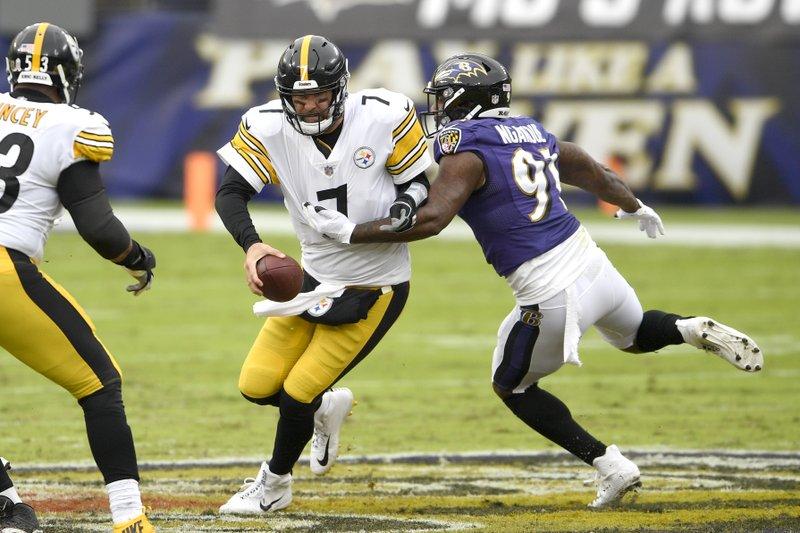Ravens Steelers Covid-19