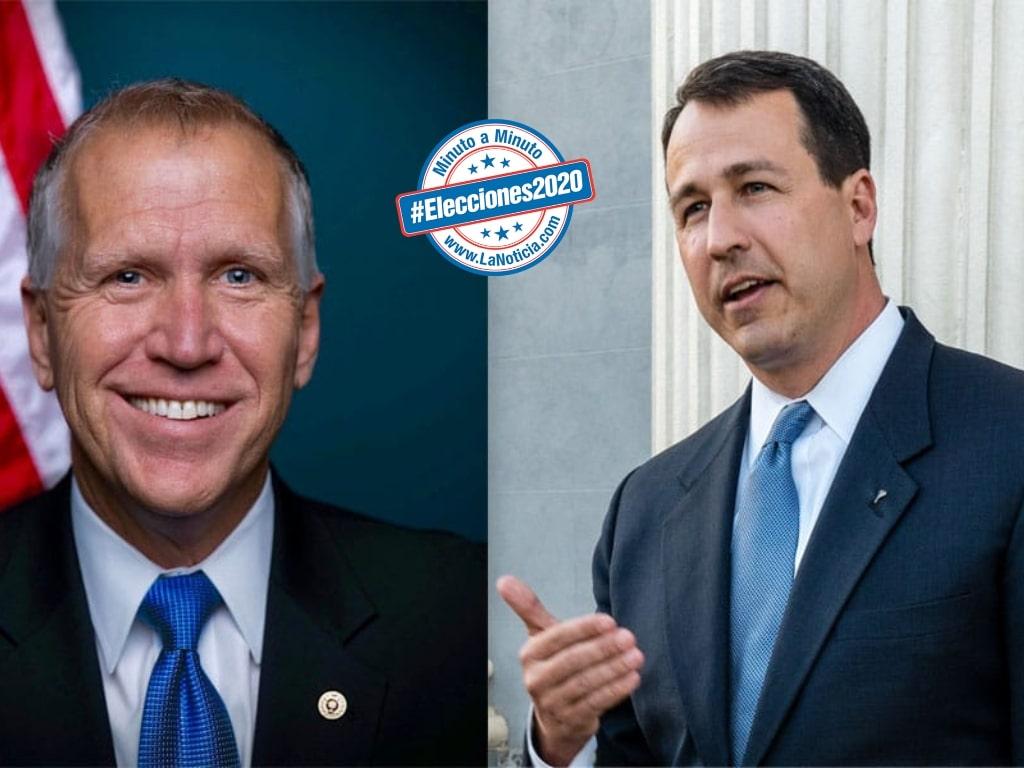Carolina del Norte: elecciones del senado más caras de la historia