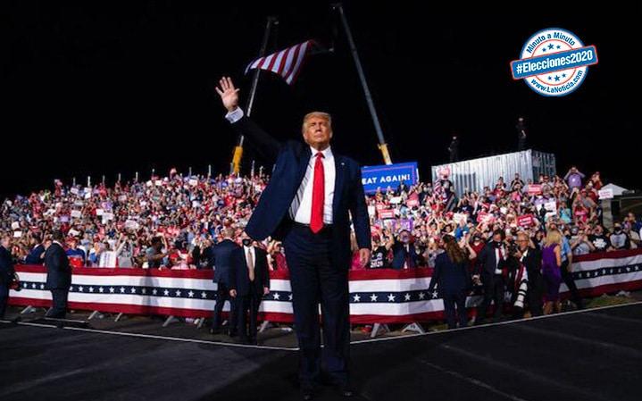 ¿Cómo serían cuatro años más de la presidencia de Trump?