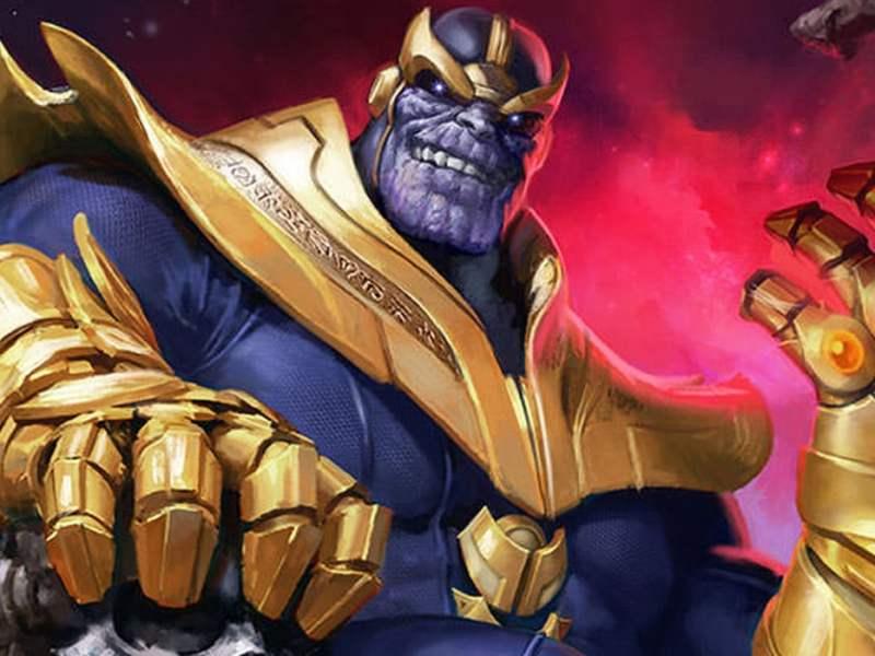 Villanos poderosos Marvel