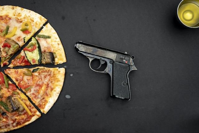 13 años de cárcel por robo a un repartidor de pizzas