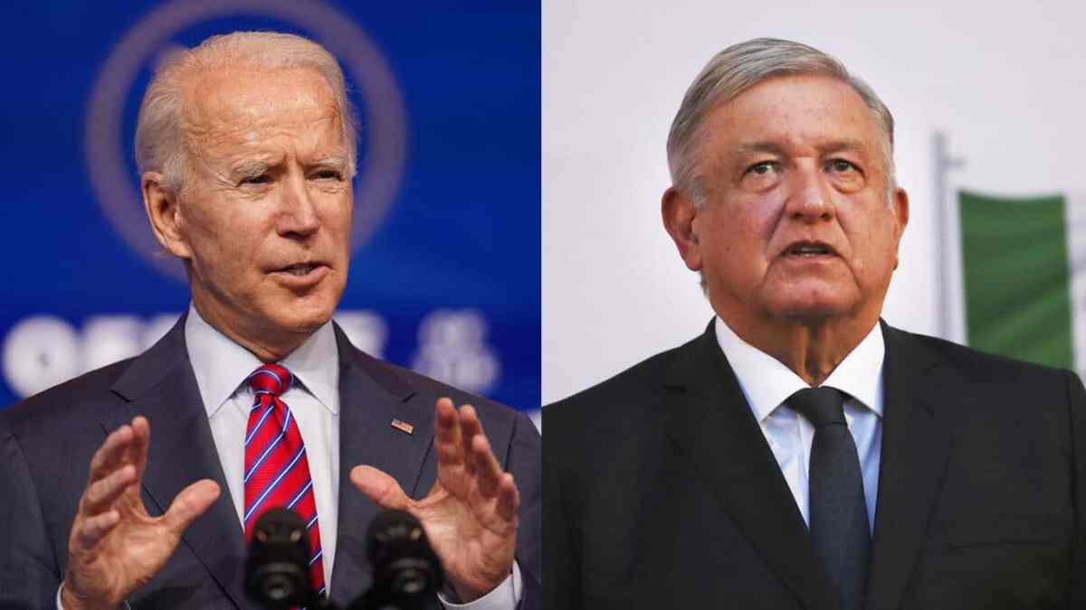 AMLO y Biden tuvieron primera conversación telefónica