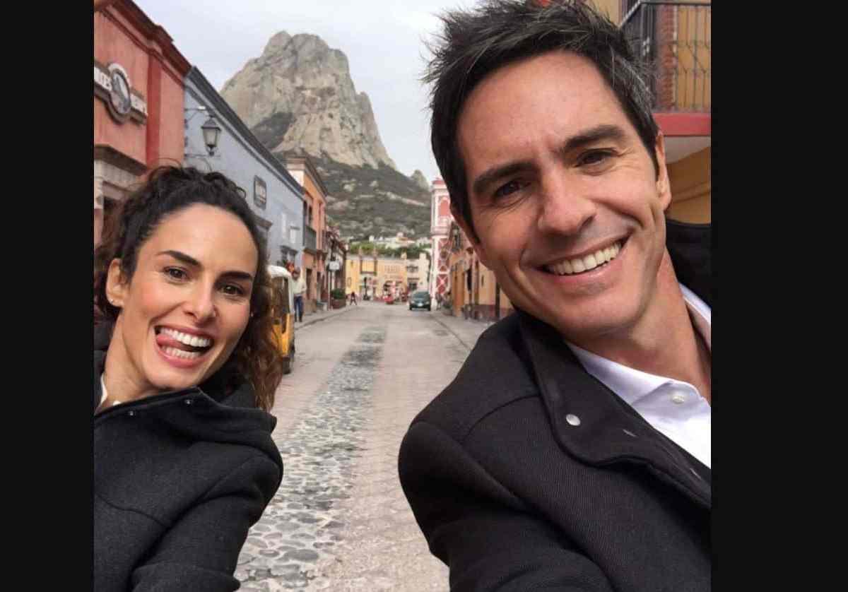 Mauricio Ochmann y Ana Serradilla son novios