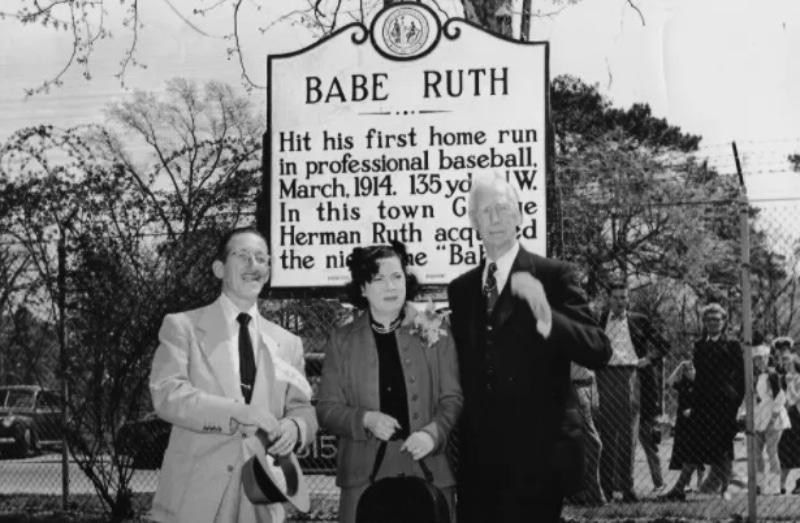Babe Ruth Carolina del Norte
