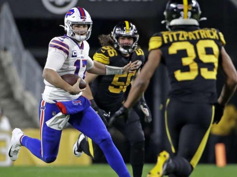 Bills Steelers EN VIVO