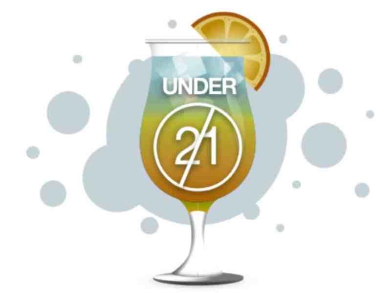 Edad para beber alcohol Carolina del Norte