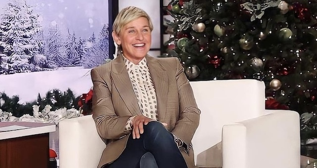 Ellen DeGeneres da positivo por COVID-19, detienen grabaciones de su show