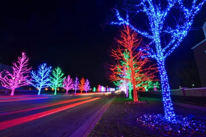 Evento navideño de la Universidad de High Point comienza este fin de semana