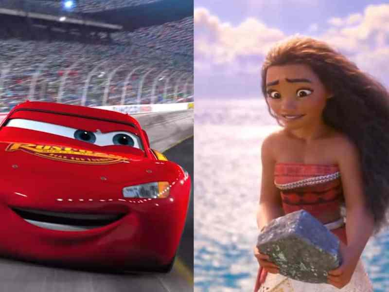 Moana, Zootopia y Cars serán series de Disney