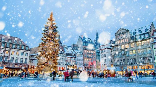 Navidad en Davidson: festival de 12 días