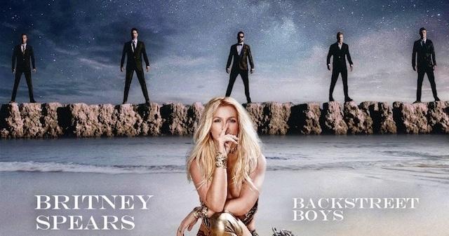 Fans de Britney y Backstreet Boys esperaron 20 años para escucharlos juntos de nuevo