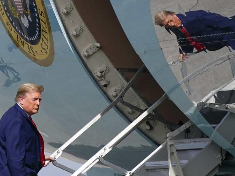 Trump prorroga la prohibición de algunas visas
