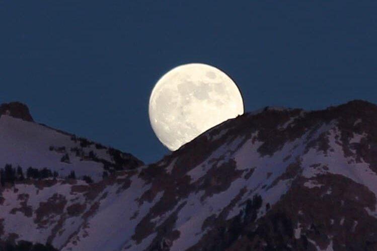 cómo cuándo luna lobo