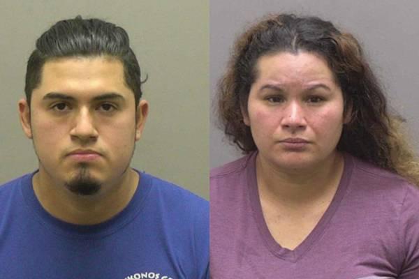 Acusan a pareja latina de esclavizar a menor de edad