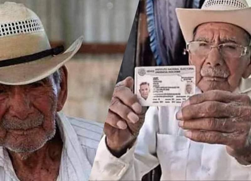 AMLO felicita a mexicano que cumplió 124 años