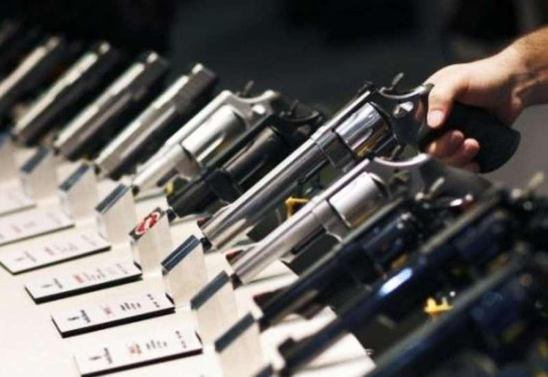 Armas de fuego Carolina del Norte permiso