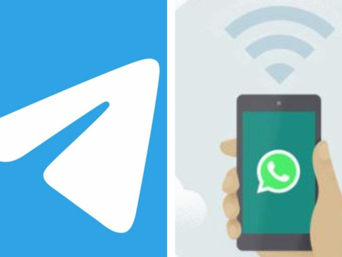qué es telegram whatsapp