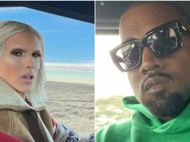Kanye West Jeffree Star