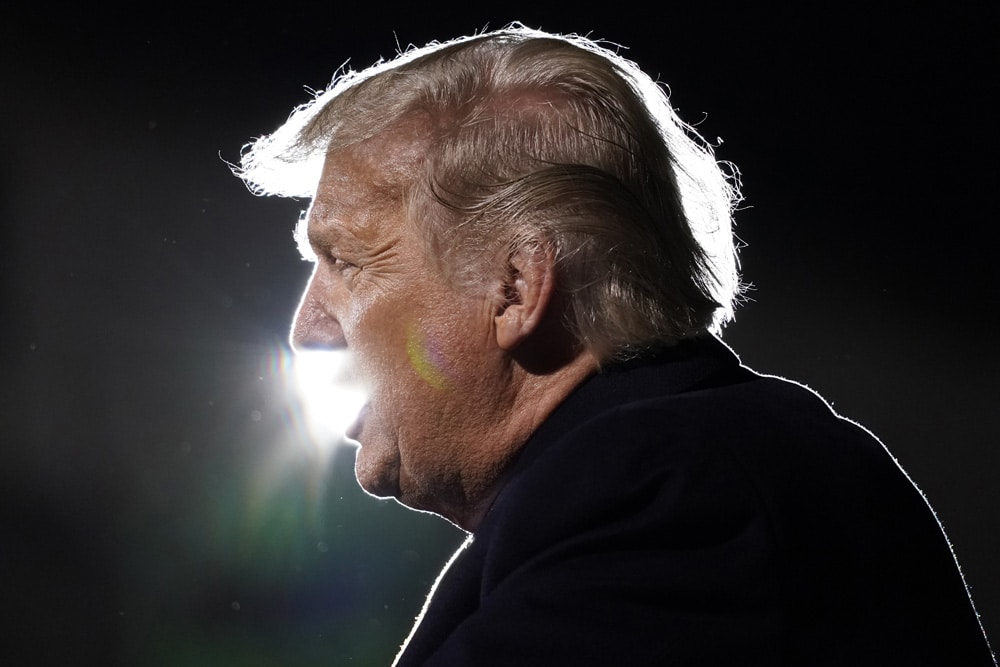 En febrero inicia el juicio político contra Donald Trump