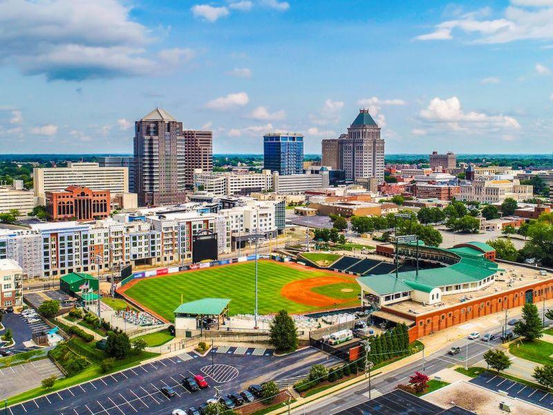 Mejores cosas por hacer en Greensboro