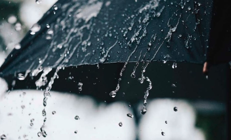 Lluvia Carolina del Norte