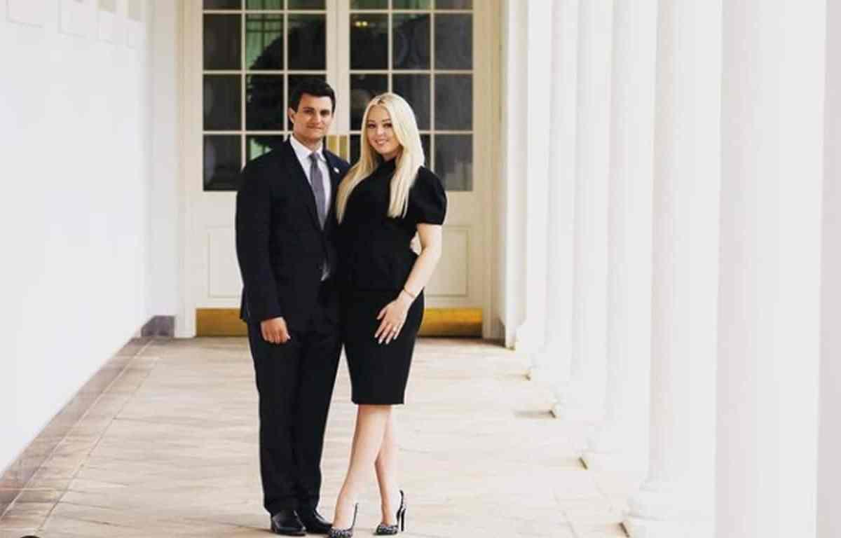 Tiffany Trump anuncia su compromiso con Michael Boulos