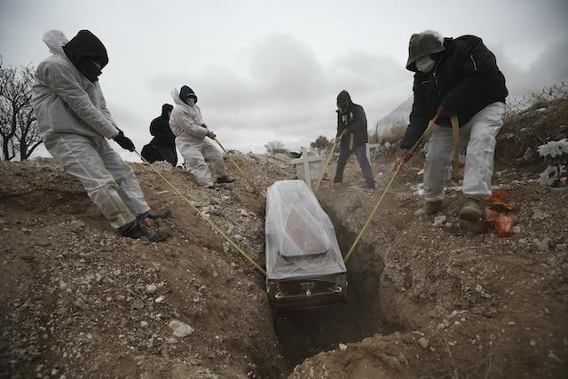 Más de 2 millones de muertos deja el COVID-19 en el mundo