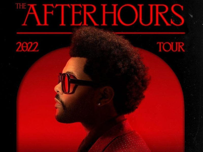 fechas the weeknd tour after hours
